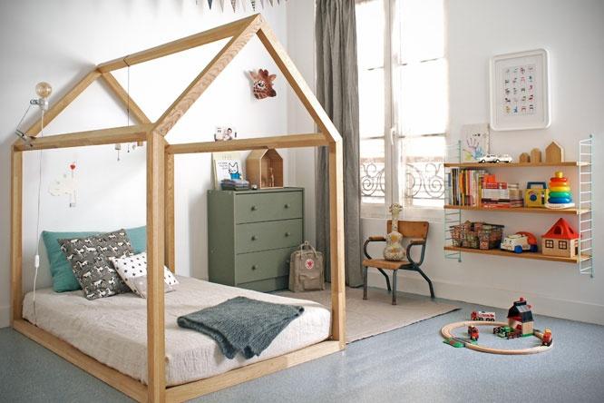 Заказать Кровать в детскую