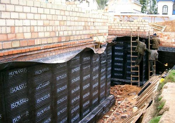 Заказать Проверка и подготовка тепло- и гидроизоляции домов