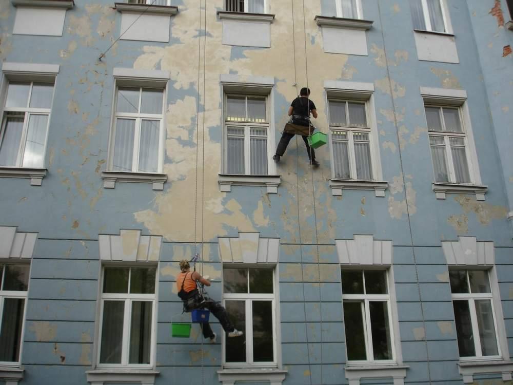 Заказать Работы фасадные штукатурные
