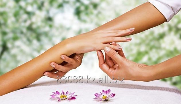 Заказать Оздоровительный массаж рук