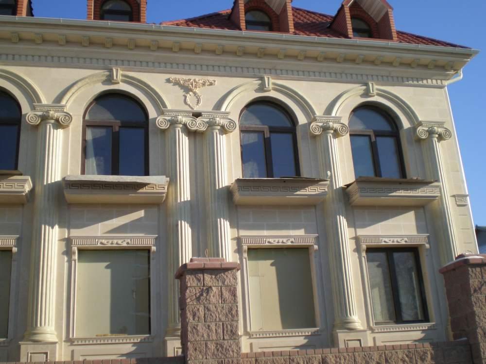 Заказать Дизайн фасадов