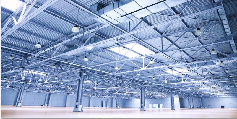 Работы по защите металлоконструкции в машиностроении