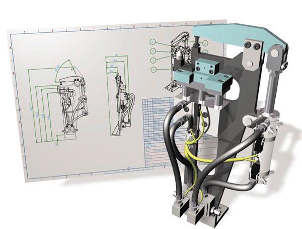 Проектирование приспособления и нестандартного оборудования
