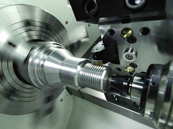 Обработка токарная на станках с числовым управлением
