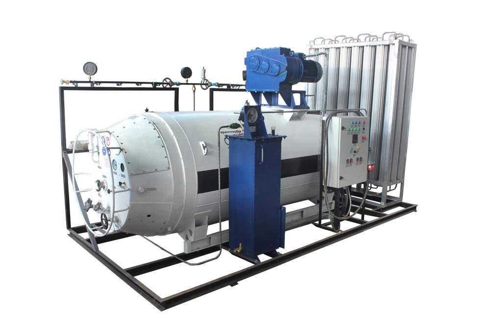Монтаж и пусконаладка кислородной установки