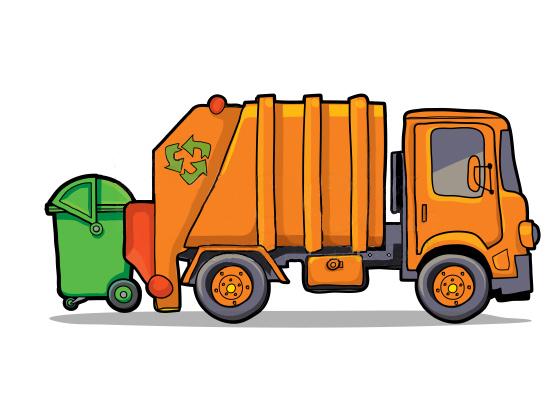 Заказать Вывоз мусора и отходов