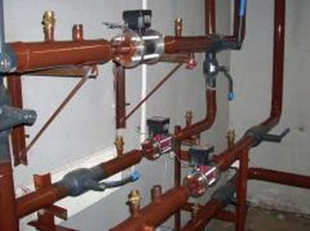 Заказать Реконструкция систем теплоснабжения