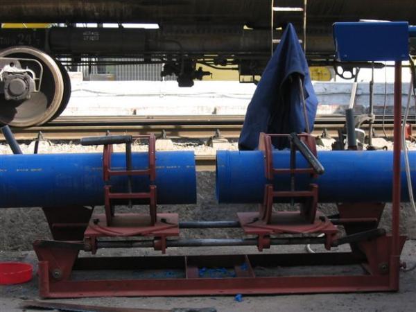 Заказать Монтаж технологического трубопровода