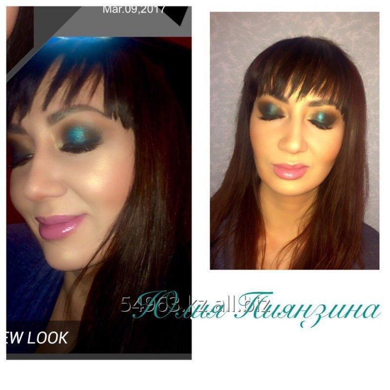 Заказать Профессиональный макияж