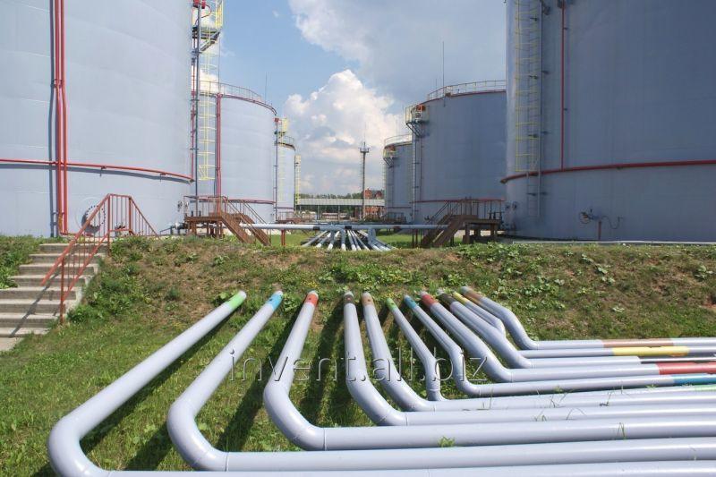 Заказать Автоматизация и системы КПУ для нефтебаз, АЗС и НПЗ