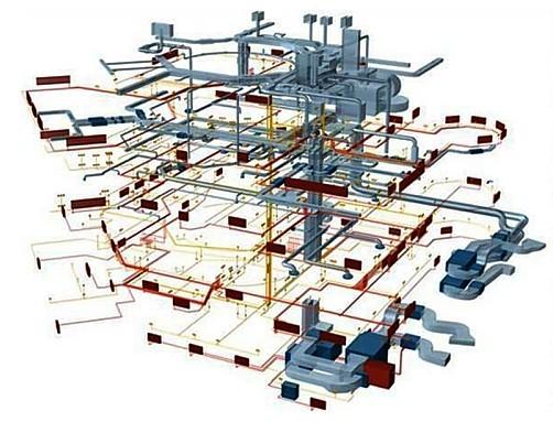 Проектирование, монтаж инженерных сетей