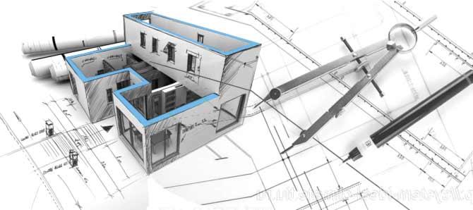 Проектирование здания легкой промышленности