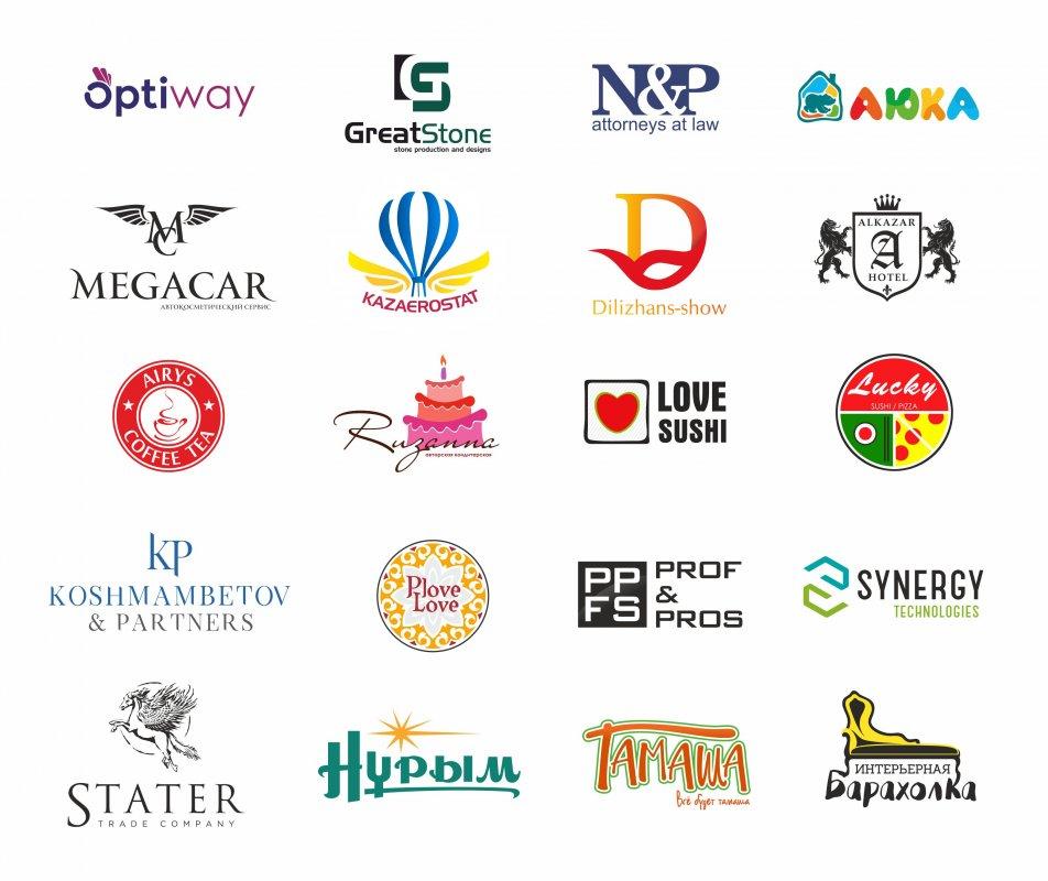 Заказать Создание логотипа, фирменного стиля