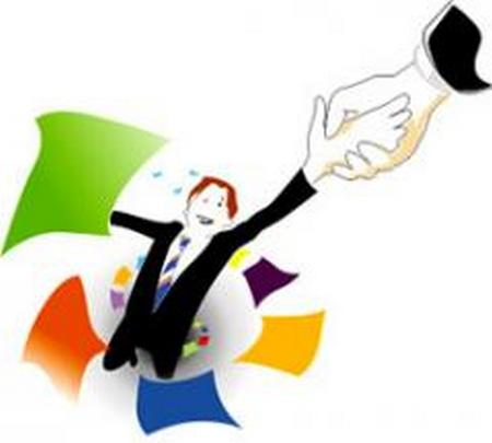 Services in the organization of supply (preparation, purchase, delivery)