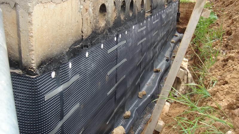 Заказать Подготовка тепло- и гидроизоляции дома