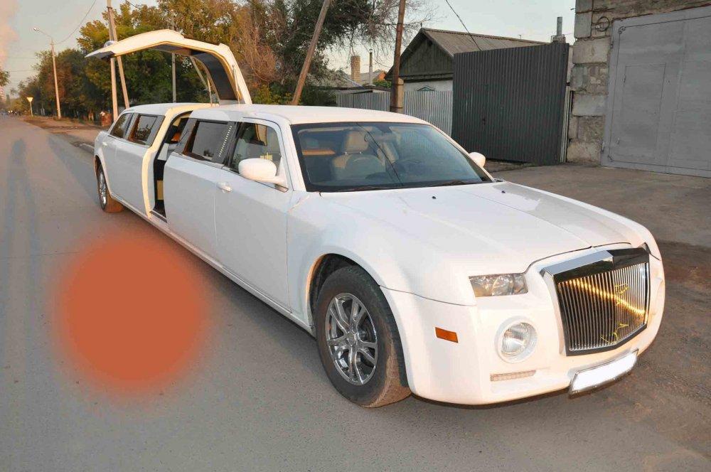 Заказать Аренда лимузина на свадьбу в павлодаре