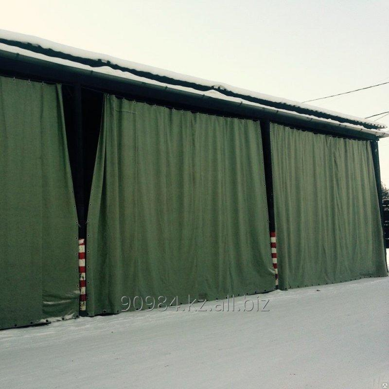 Заказать Изготовление штор для автомоек