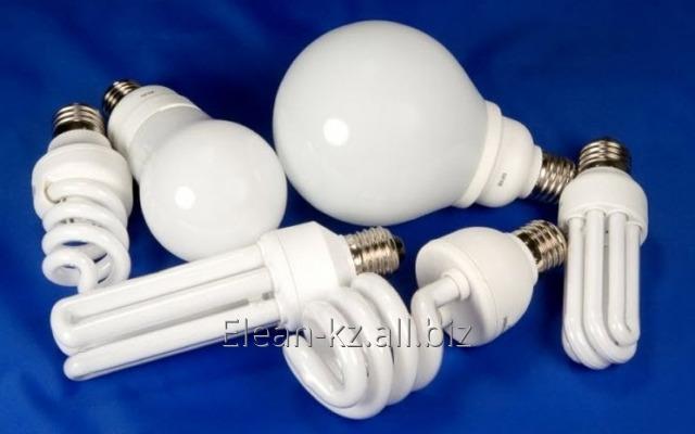 Заказать Утилизация ртутьсодержащих ламп, ртутьсодержащих приборов
