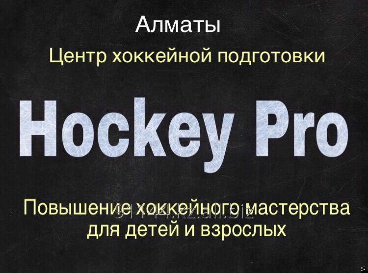 Заказать Обучение игре в хоккей. Повышение хоккейного мастерства.