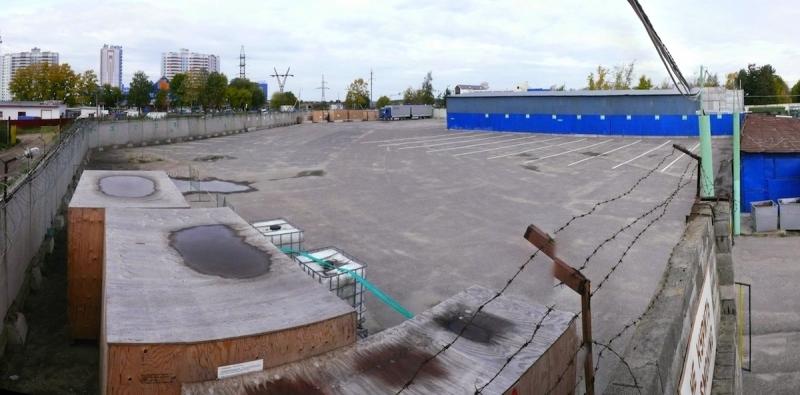 Заказать Открытая складская площадка для нескоропортящихся грузов
