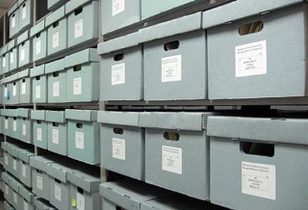 Заказать Складское хранение архивов деловых