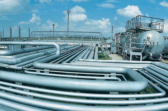 Заказать Транспортировка газа сетями общими