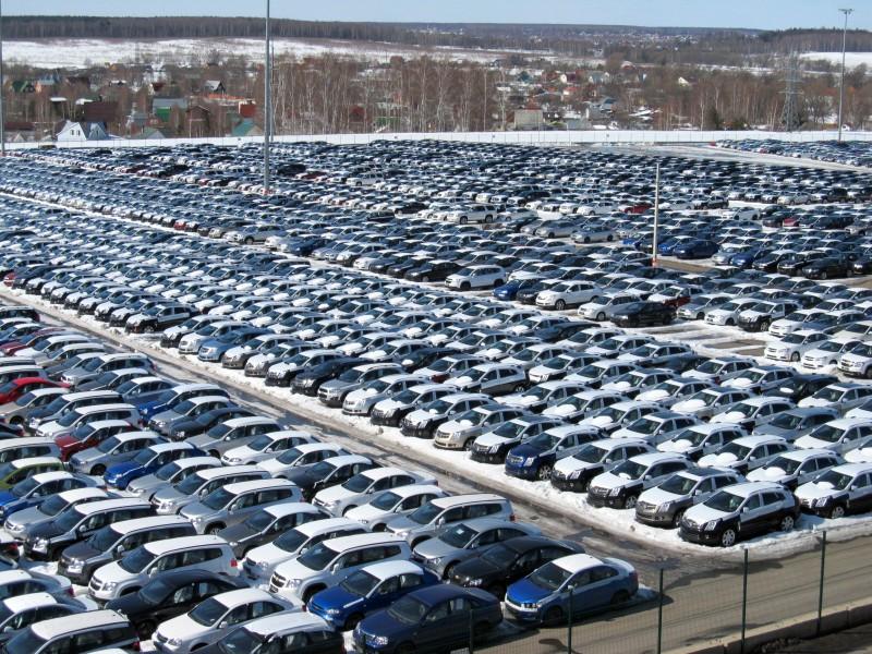 Заказать Хранение ответственное автомобилей