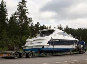 Заказать Перевозка транспорта водного