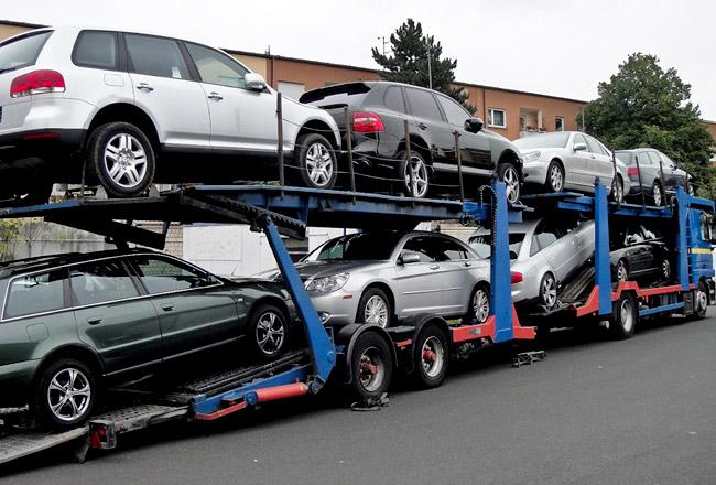 Заказать Транспортировка автомобиля