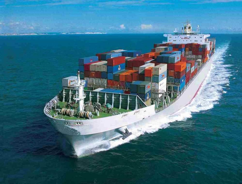 Заказать Перевозки грузов морские контейнерные