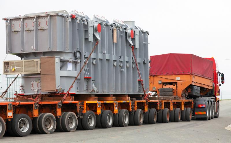 Заказать Перевозка крупногабаритных грузов