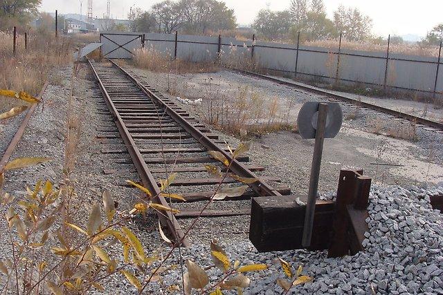 Заказать Железнодорожный тупик