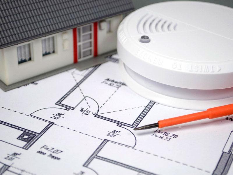Заказать Проектирование системы пожарной безопасности