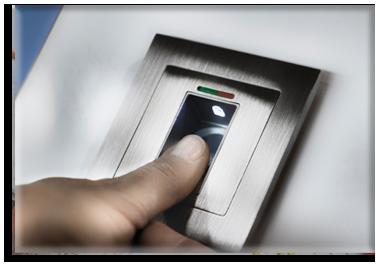 Заказать Установка биометрической системы контроля доступа