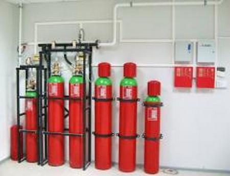 Заказать Проектирование и обслуживание систем газового пожаротушения