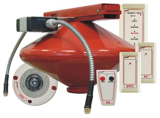 Заказать Монтаж и обслуживание систем порошкового пожаротушения