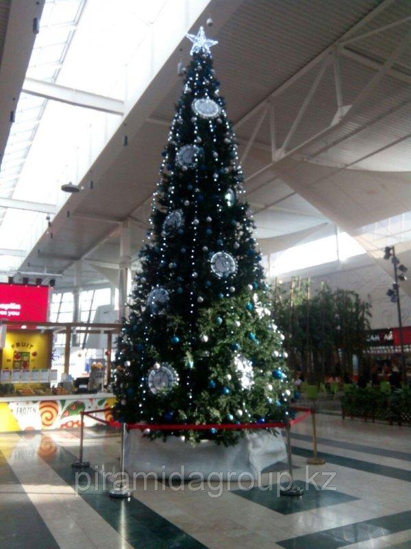 Новогоднее оформление в Алматы, арт. 38335607
