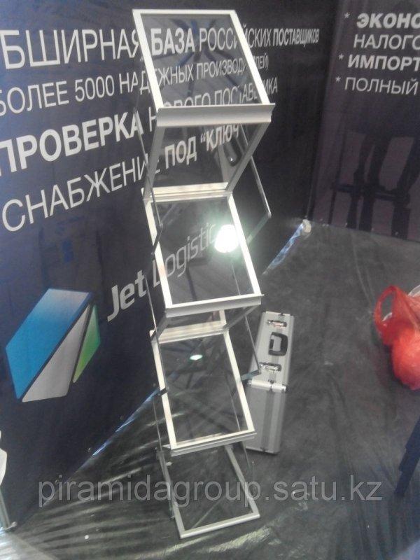 Изготовление промо конструкций. Витрин в Алматы, арт. 13989205