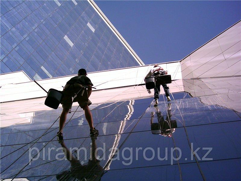 Альпинисты установка банера в Алматы, арт. 20089705