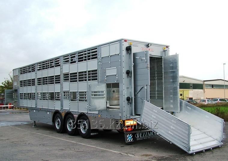 Заказать Скотовоз