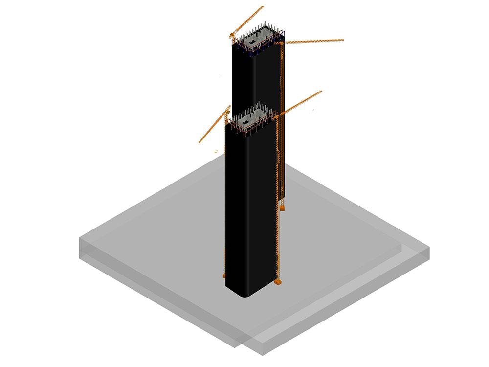 Заказать Разработка ППР на монолитные и каменные работы