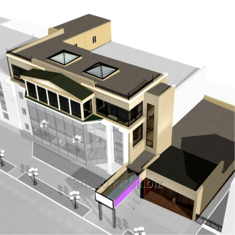 Заказать 3.1. Дизайн фасадов ресторана