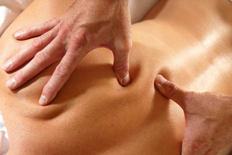 Заказать Лечебный массаж