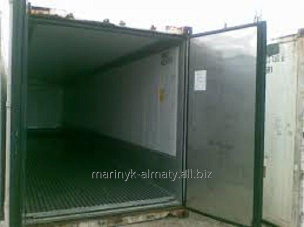 Order I will lease Containers freezing (refkonteyner) from IP Marinyak