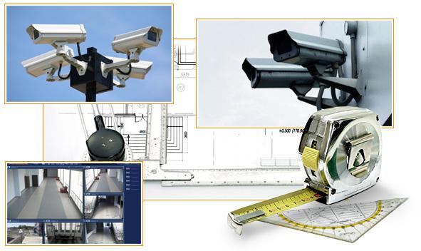 Заказать Проектирование, разработка системы видеонаблюдения
