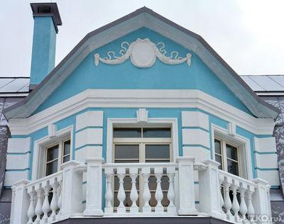 Декоративные изделия для фасада