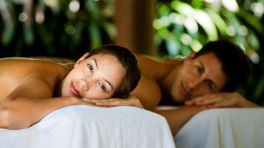 Massagem Ele e Ela
