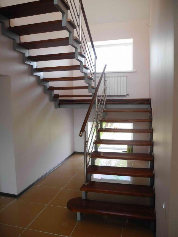 Заказать Металлическая лестница в Актау