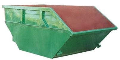 Заказать ТБО Контейнеры 1,1 м³ в Актау
