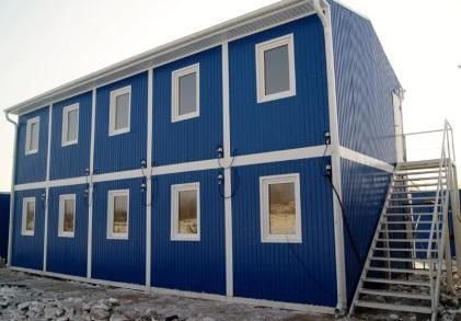 Заказать Модульные здания в Актау